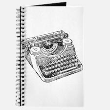 Vintage Underwood Typewriter Journal