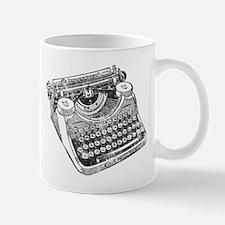 Vintage Underwood Typewriter Small Small Mug