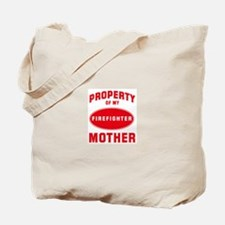 MOTHER Firefighter-Property Tote Bag