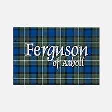 Tartan - Ferguson of Atholl Rectangle Magnet