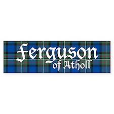 Tartan - Ferguson of Atholl Bumper Sticker