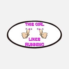 This Girl Likes Running Patches