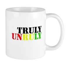 TRULY UNRULY Small Mugs