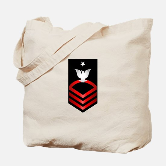 Navy Senior Chief Petty Officer Tote Bag
