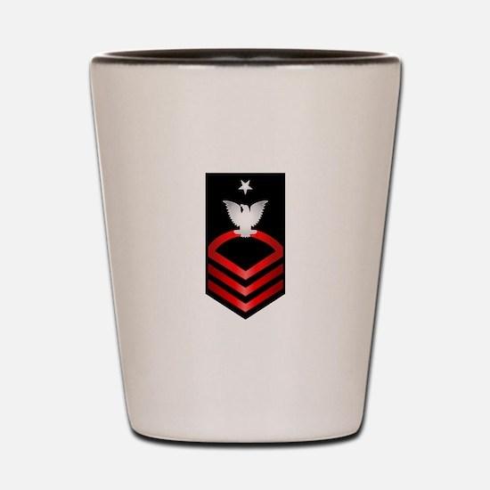 Navy Senior Chief Petty Officer Shot Glass