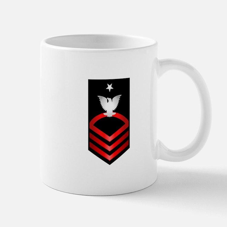 Navy Senior Chief Petty Officer Mug