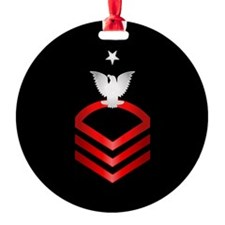 Navy Senior Chief Petty Officer Ornament