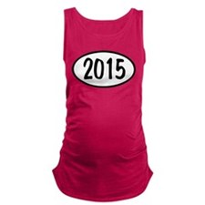 2015 Oval Maternity Tank Top