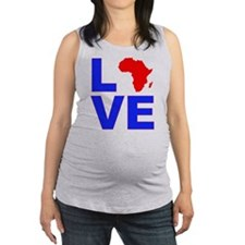 Love Africa Maternity Tank Top