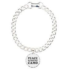 Peace Sunshie Camo Bracelet