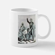 Freedom to the slaves - 1863 Mug