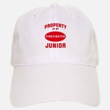 JUNIOR Firefighter-Property Baseball Baseball Cap