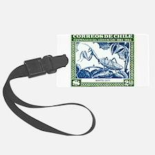 Antique 1948 Chile Praying Mantis Postage Stamp Lu