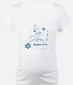 Personalized Ice Skater Shirt