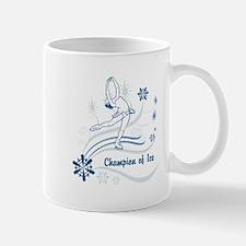 Personalized Ice Skater Mug