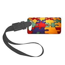 Autism Luggage Tag