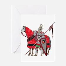 Dark Horde Greeting Card
