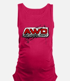 All Wheel Drift - Copy.png Maternity Tank Top