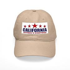 California Anything 'N' Everything Baseball Cap