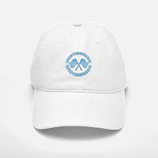 Vintage Winterguard Blue Baseball Baseball Cap