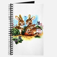 BUNNY PATCH Journal