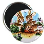 BUNNY PATCH Magnet