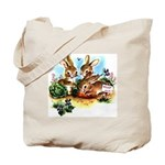 BUNNY PATCH Tote Bag