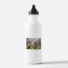Battle of Buena Vista - 1847 Water Bottle