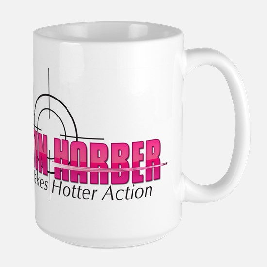 Higher Stakes. Hotter Action Mug