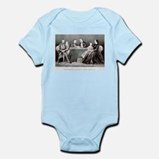 General Grant and family - 1867 Infant Bodysuit