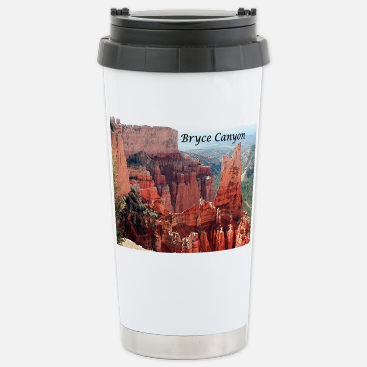 Bryce Canyon, Utah, USA 5 (capt Travel Mug