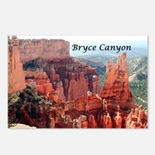 Bryce Canyon, Utah, USA 5 Postcards (Package of 8)