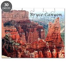 Bryce Canyon, Utah, USA 5 (caption) Puzzle