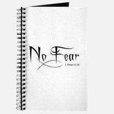 No Fear - Journal