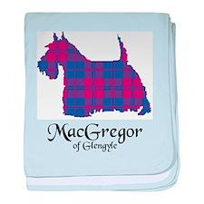 Terrier - MacGregor of Glengyle baby blanket