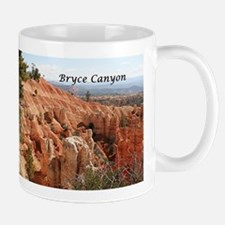 Bryce Canyon, Utah, USA 6 (caption) Mug