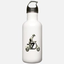 Scooter Cowboy! Water Bottle