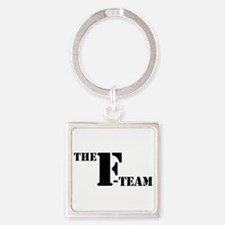 The F Team Keychains
