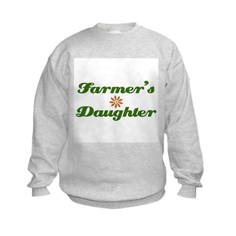 Farmer's Daughter Kids Sweatshirt