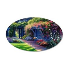 Garden of Life Wall Decal