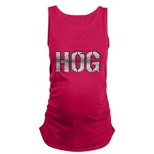 HOG.png Maternity Tank Top