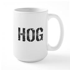 HOG. Mug