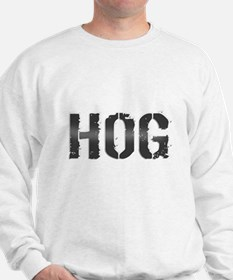 HOG. Sweatshirt