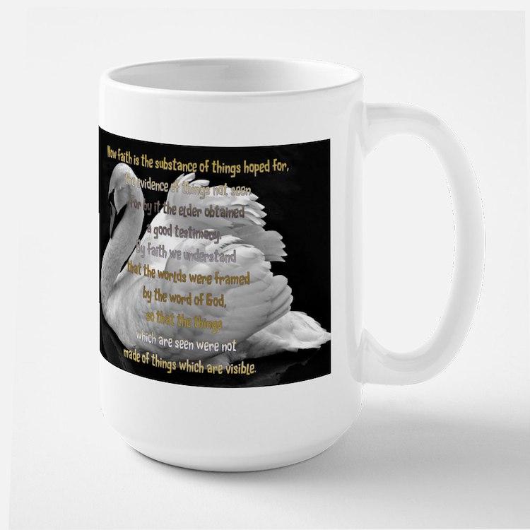 Swan Faith understood Mug