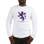 Lion - MacGregor of Glengyle Long Sleeve T-Shirt