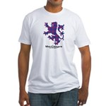 Lion - MacGregor of Glengyle Fitted T-Shirt