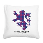 Lion - MacGregor of Glengyle Square Canvas Pillow