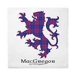 Lion - MacGregor of Glengyle Queen Duvet