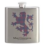 Lion - MacGregor of Glengyle Flask