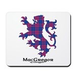 Lion - MacGregor of Glengyle Mousepad
